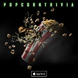 PopcornTrivia Promotional Alien Apple