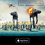 PopcornTrivia Promotional Death Star Apple